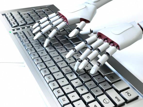 Geleceğin Sosyal Medyası Robotların Elinde mi ?